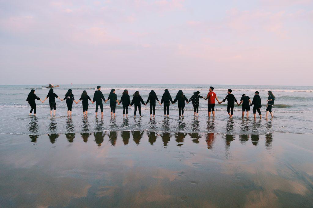 Meditaciones en grupo